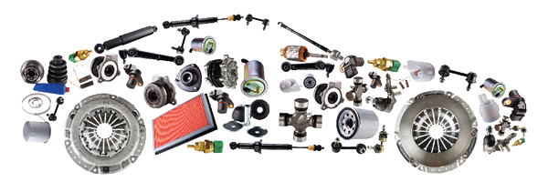 Auto Parts & Accessories Suppliers